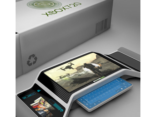 Nintendo Xbox 720 Loop or Call it Xbox 720