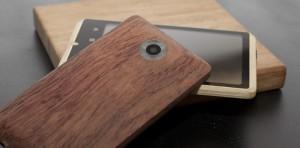 adzero bamboo mobile phone
