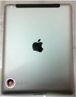 Apple iPad 3 Caught on Camera and Components Investigated