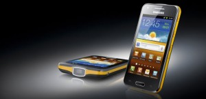 Samsung Galaxy Beam Projector Phone