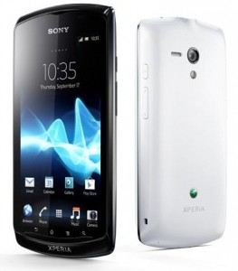 Sony Xperia Neo L Ice Cream Sandwich