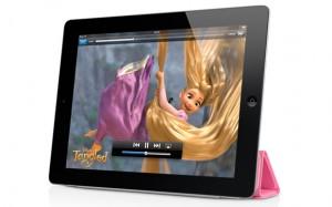 iPad 3 Tangled