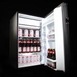 marshall fridge open