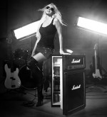 The Coolest Marshall Amp and Cab EVER! This Officially Licensed Fridge Goes to 11