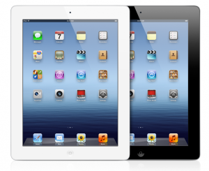 new iPad 3 UK prices