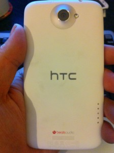 HTC One X Dirty