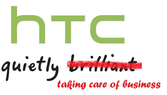 HTC CFO Goes the way of Beats