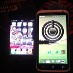 iphone 4 htc one x main screens