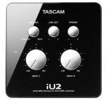 Tascam iU2 – The iOS, PC and Mac Portastudio for 2012
