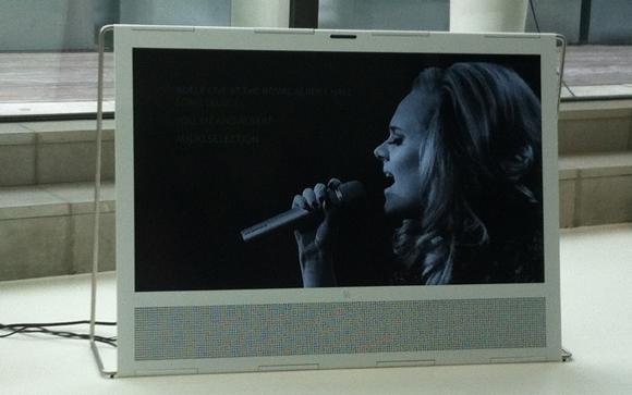 Bang and Olufsen V1 Beats Apple to Make Apple HD TV