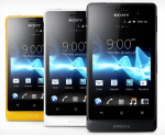 Waterproof Sony Xperia go UK Release – Perfect for Poolside Pimms