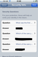 iOS iTunes Gets Tighter Security