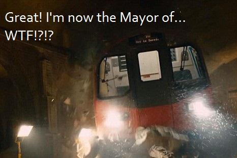 History Made on London Underground – First WiFi Tube Tweet