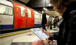 London Olympic Tube Lines Tweet Their Status