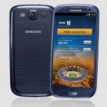 Samsung Galaxy S III Official Olympic Touch to Pay Mobile in Visa payWave Deal