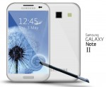 Samsung Galaxy Note II Leaked – Even Larger!