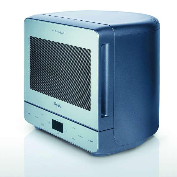 Whirlpool MAX Mood Microwave Released - Can an Oven Make You Smile?