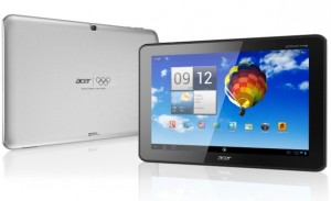 Olympic Acer Iconia Tab A510
