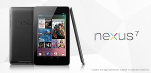 google nexus 7 official