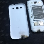 samsung galaxy s3 explodes