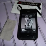 Element Case Vapor Pro Elite iPhone 4 front