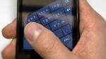 Windows Phone Arced Corner Keyboard Leaked