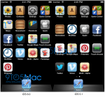 iOS 6 Reveals Apple's 9 Pin Dock Plans and iPhone 5 Home Screen