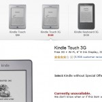 kindle 3g dropped