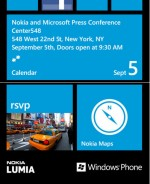 Nokia and Microsoft plan to pip Apple to the post with NY phone event