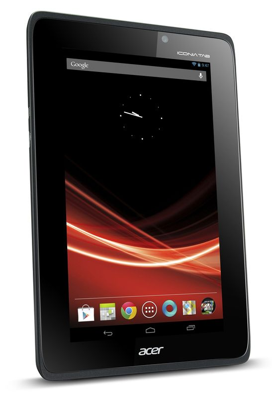 Acer Iconia Tab A110 Jelly Bean tablet hands-on review ...