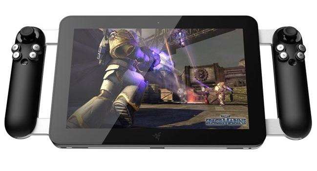 Razer gaming tablet waiting for you to say yes [video]