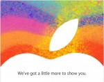 Apple iPad Mini event officially announced – A little bit more