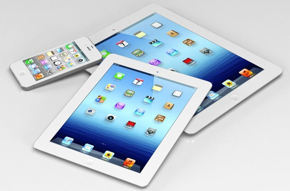iPad mini event soon with release before month's end ...