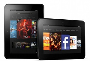 kindle fire sold more when ipad mini released