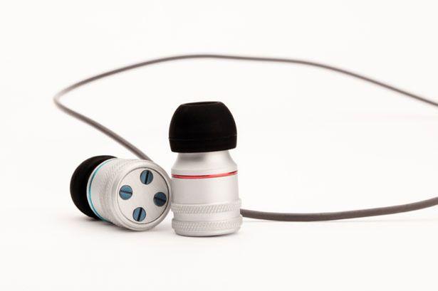 Musical Fidelity EB-50 in-ear monitor earphones review