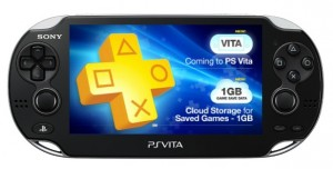 PlayStation Vita PS Plus