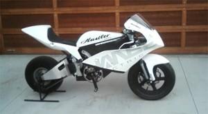hustler x5 pedals