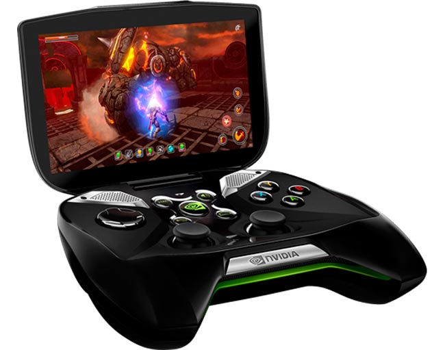 nvidia project shield portable gamer that plays android. Black Bedroom Furniture Sets. Home Design Ideas
