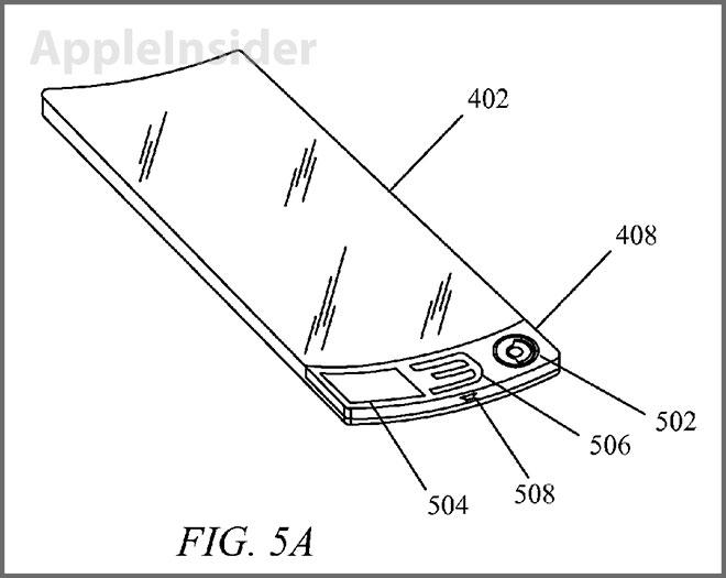Apple iWatch unfolded