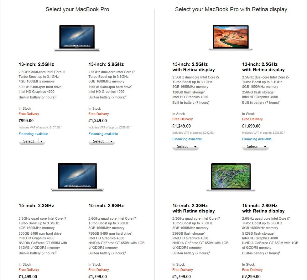 apple store screenshot 13.02.13