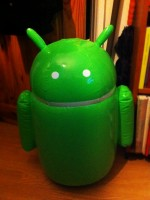 Remote controlled Google Android robot review