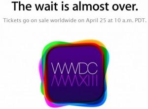 WWDC June 2013