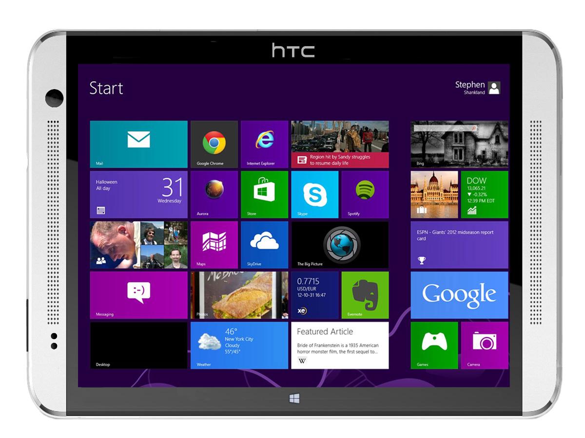 HTC Tablet for UK Market