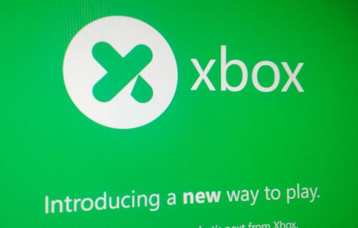 new xbox logo infinity
