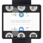 Google Glass Smartwatch