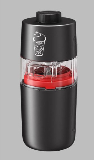 nescafe iced coffee machine