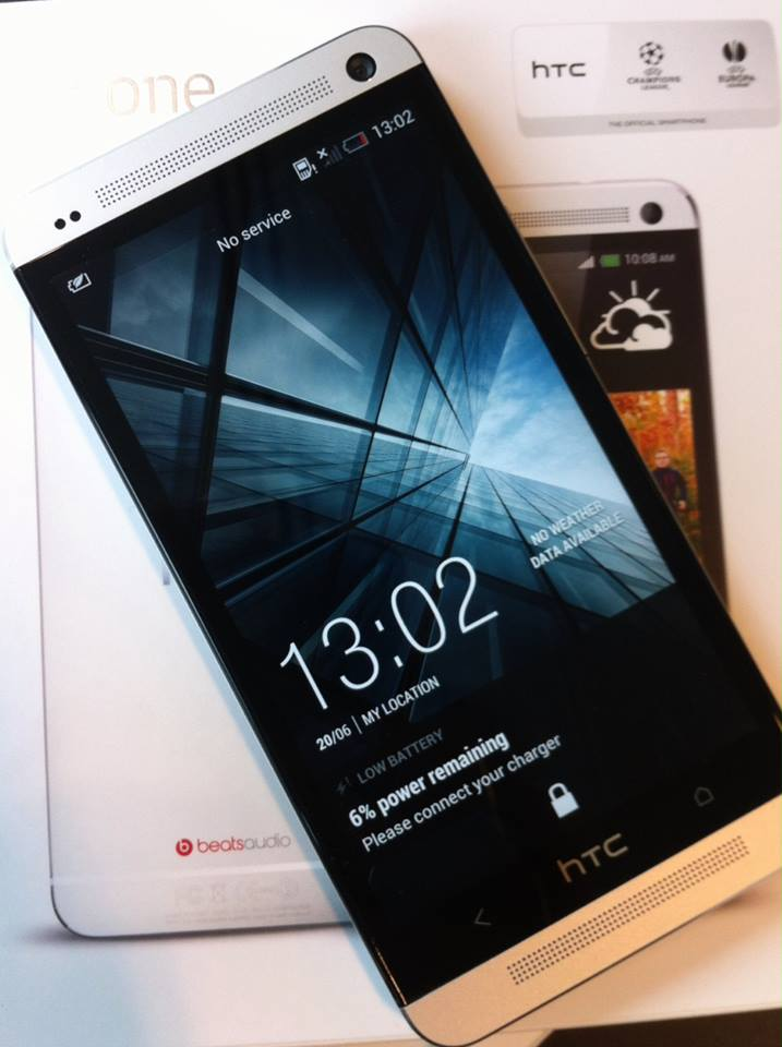 HTC One UK and Europe Android update hitting phones soon