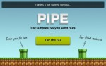 Pipe will allow 1GB file transfers between Facebook friends