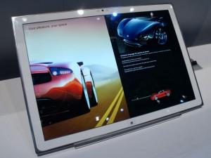 panasonic 4k UHD tablet