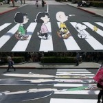 Anamorphic Charlie Brown